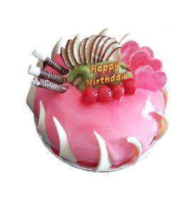 3 Kg Strawberry Cake