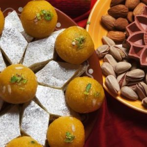 Send Diwali Cakes Chocolates Sweets Dry Fruits to Pandori Bibi