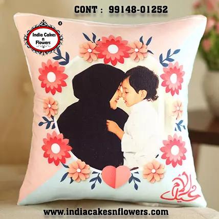 Loving Mom Personalised Cushion